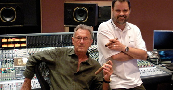 Al Schmitt, Steve Genewick - Studio Prodigy Master Class Series - Session Three