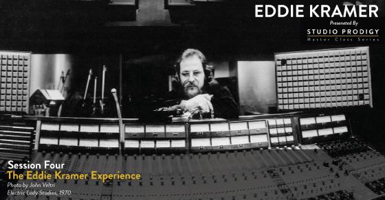 Eddie Krammer - Studio Prodigy Master Class Series - Session Four